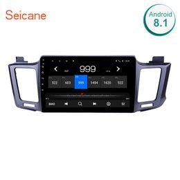 "$enCountryForm.capitalKeyWord Australia - Seicane 10.1"" Android 8.1 Car GPS Navigation Radio Multimedia Player For 2013-2016 Toyota RAV4 Quad-core Support WiFi Bluetooth"