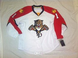 174a3a396  1 Roberto Luongo Florida Panthers Ice Hockey Jersey Mens Embroidery  Stitched Customize any number and name Jerseys