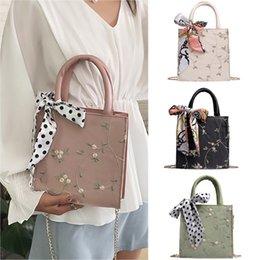 $enCountryForm.capitalKeyWord UK - Women Scarf Wild Messenger Bag small bags for women Fashion One-Shoulder Small Square Bag dames tassen#35