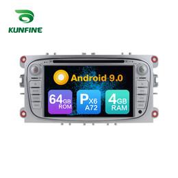 $enCountryForm.capitalKeyWord Australia - Android 9.0 Core PX6 A72 Ram 4G Rom 64G Car DVD GPS Multimedia Player Car Stereo For FORD Mondeo Focus S-Max Galaxy C-Max Radio Headunit