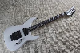 $enCountryForm.capitalKeyWord Australia - Top Quality musical instrument white color floyd rose guitar SL2H USA Soloist Metallica Electric Guitar