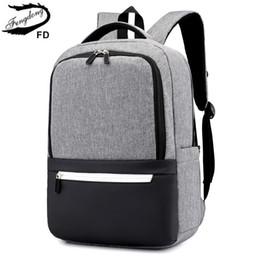 Kids Laptop Backpack Australia - FengDong school bags for boys student waterproof school backpack for boy laptop bag kids luggage travel backpack dropshipping