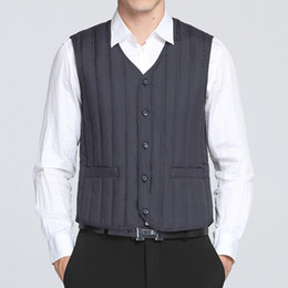 Wholesale male plus size down vest for sale - Group buy Sanishroly Warm White Duck Down Vest Coat Winter Men s Down Vests Jacket Male Sleeveless Waistcoat Short Outwear Plus Size SE338