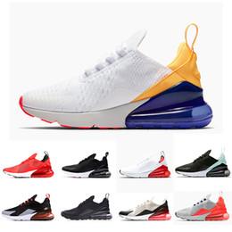 new style 36985 4a699 Nike Air Max White University Red 270 Chaussures pour femme Flair Trainer  pour la course à pied Chaussures à talons camo Habanero rouge et blanc