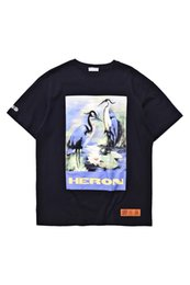 $enCountryForm.capitalKeyWord Australia - New Crane brand mens T shirt designer men s T shirts luxury high quality men women shirt Tshirts hip hop high quality cotton breathable tees