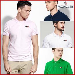Polo Ralph Man Australia - 2019 quality 100% cotton T-shirt polo men ralph men's shirt business men's designer