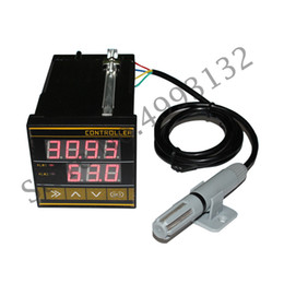 LED Display Intelligent Temperature and Humidity Controller 220V Power Supply with RS485 Communication
