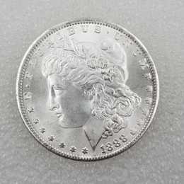 Free Coin Pricing Australia - US Coins morgan dollar 1888-s Promotion Cheap Factory Price nice home Accessories Silver Coins 10 pcs Free shipping
