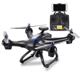 $enCountryForm.capitalKeyWord Australia - wholesale Toys X183 Professional Altitude Hold Dual GPS Quadrocopter with 720P Camera HD RTF FPV GPS Helicopter RC Quadcopter