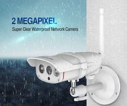 Mini Weatherproof Security Camera NZ - Vstarcam C16S HD 1080P P2P Onvif IP67 Outdoor Bullet Waterproof Security Mini Gun Wireless WIFI IP Camera with IR Cut Night Vision with Meta