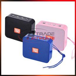 $enCountryForm.capitalKeyWord Australia - TG166 Mini Speaker Bluetooth Stereo Speakers Wireless Portable Soundbox Outdoor Sports Hiking Loudspeaker TG166 BT5.0 5W Amplifer
