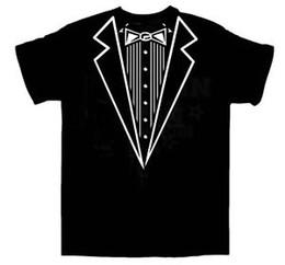 $enCountryForm.capitalKeyWord Australia - TUXEDO T shirt Joke Prom Party College Uni Birthday All Sizes