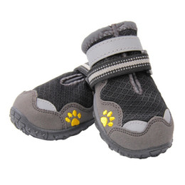 wholesale sports shoes NZ - Durable Dogs Shoes for Sport Pet Outdoor To Not Small Fashion Accessories Hurt P Protect Large Dog