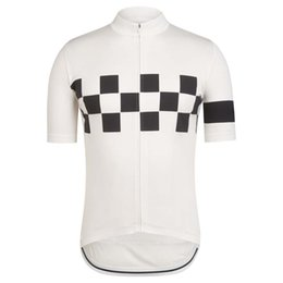rapha men s cycling jersey NZ - 2018 Men Short Sleeve Road Bike Cycling Jerseys Pro Racing Team RAPHA Riding Wear Summer Quick Dry Bicycle Tops Shirt K072912