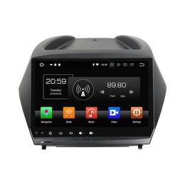 Hyundai ix35 car gps online shopping - Octa Core din quot Android Car dvd Player for Hyundai IX35 Tucson RDS Radio GPS Bluetooth WIFI USB Mirror link