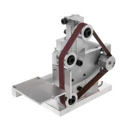 $enCountryForm.capitalKeyWord Australia - 12-24V Multifunctional Mini Electric Belt Sander Electric Grinder DIY Polishing Grinding Machine Cutter Edges Sharpener 649E