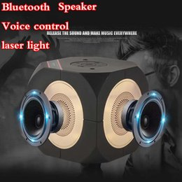$enCountryForm.capitalKeyWord Australia - Computer bag can be loaded Voice control Bluetooth laser stage light Portable laser light wireless outdoor Mini Home KTV laser light