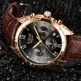 $enCountryForm.capitalKeyWord Australia - 2019 Lige Mens Watches Top Brand Luxury Waterproof 24 Hour Date Quartz Clock Male Leather Sport Wrist Watch Relogio Masculino GMX190711