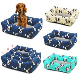 $enCountryForm.capitalKeyWord Australia - Dog Bed Sofa House For Cat Pet Products Pet Dogs Soft Fleece Beds Mats For Small Medium Dogs Puppy Bed Cat Kennel Lounger