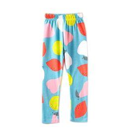 $enCountryForm.capitalKeyWord Australia - Baby Leggings For Girls Pants Girls Leggings Fox Rabbit Fruit Butterfly Children Trousers 2019 Cotton Kids Leggings Size 2-7t