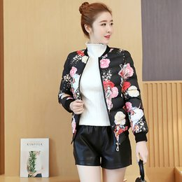 3f47a0f24d6 Short Parka Round Neck Korean Style Cotton Coat Women Fashion Thicken Giubbotti  Donna Invernali Ladies Parka Coat Jackets Z5C766