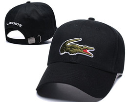 $enCountryForm.capitalKeyWord Australia - free shipping best quality golf polo Hat The Frog Sipping Drinking Tea Baseball Dad Visor Cap Kanye West Wolves hat Indians crocodile hat 08