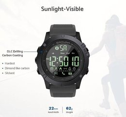 $enCountryForm.capitalKeyWord Australia - NEW Sport Smart Watch Men Professional 5ATM Waterproof Bluetooth Call Reminder Digital Alarm Clock For iOS Android Phone free shipping