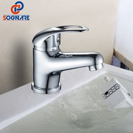 $enCountryForm.capitalKeyWord NZ - SOGNARE Single Lever Basin Faucet Bathroom Faucet Mixers Water Tap Mixer Tap Hot Cold Water Sink Taps torneira para banheiro