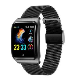 """$enCountryForm.capitalKeyWord Australia - F9 Smart Band 1.3"""" Color Screen Smart Bracelet dynamic Real-time Heart Rate Monitor Sport waterproof watch men for IOS android 1pcs"""