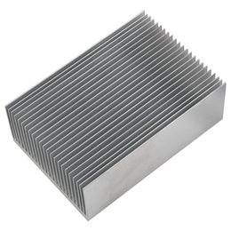 $enCountryForm.capitalKeyWord Australia - Large Aluminum Heatsink Heat Sink Radiator Cooling Fin for IC LED Power