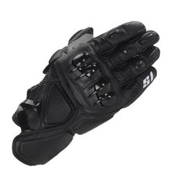 Summer Motorcycle Leather Gloves Australia - Wholesale- Free Shipping Motorcycle Leather Gloves GP S1 Motocross Moto Road Racing glove Motorbike Outdoor riding Protection Guantes