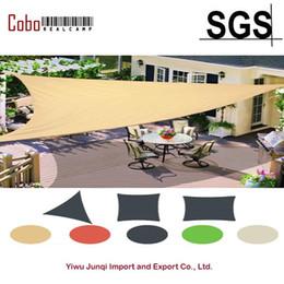 $enCountryForm.capitalKeyWord Australia - Multi Sizes Sun Shade Sail Fabric Outdoor Garden Canopy Patio Pool Awning Cover Sunscreen 98% UV Block 3 Shape New
