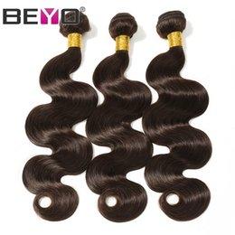 $enCountryForm.capitalKeyWord Australia - #2 Color Body Wave Bundles Brazilian Hair Weave Bundles 100% Human Hair 3 Bundle Deals Remy Hair Extension Dark Brown Beyo