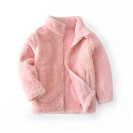 $enCountryForm.capitalKeyWord Australia - good quality 2019 new spring fall winter for children kids girls cute soft fleece jacket coat outerwear cardigan clothes sweatshirt