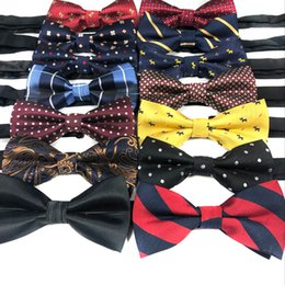 Wholesalers Selling Bows Australia - Manufacturer's Direct-Selling Ties Men's Adult Business Dress British Suit Bow