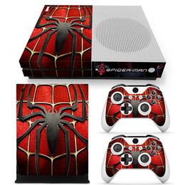 $enCountryForm.capitalKeyWord Australia - Fanstore Skin Sticker Full Cover for Xbox One S Console and 2 Remote Controller Hot Sale Design