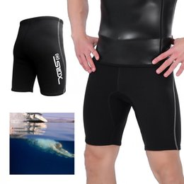 161bcf74bd4ad Swim ShortS women Surf online shopping - 2019 Neoprene Diving Shorts  Wetsuit Short Pants For Men