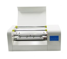 Stamp printer machine online shopping - Hot Selling Digital Foil Printer Foil Stamping Machine gold foil printing machine Amydor C