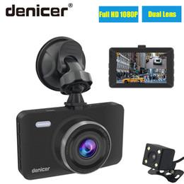 "$enCountryForm.capitalKeyWord Australia - Denicer Car Dvr Camera 3.0"" Screen Full HD 1080P 30fps Dual Lens with Rear View Dashcam Auto Registrar Car Video Recorder DVRs"