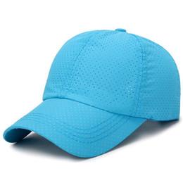 5cda26148dc9d5 Yiwu Factory wholesale Summer men's sports cap high quality baseball caps  custom New fashion dad hats