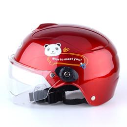 Half Helmets For Men Australia - Nuoman530 Motorcycle Helmet Safety Helmet Half Helmet Men Women Kid For Outdoor Sports Riding Four Seasons Casque De Moto
