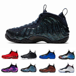 Dr shoes online shopping - Obsidian Penny Hardaway Mens Basketball Shoes foam one Dr Doom Hyper Crimson Alternate Galaxy Ben Gordon Purple Camo men Sports Sneakers