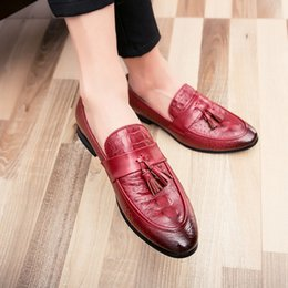 Formal Shoes Men Shoes Leather Formal Oxfords Cool Designer Camouflage Ballroom Party Evening Male Snake Skin Dress Footwear Italian Footwear High Safety