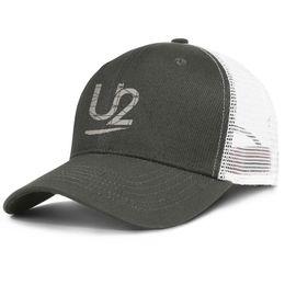 $enCountryForm.capitalKeyWord UK - Irish Rock Band U2 Art Music army_green mens and women trucker cap ball styles custom customize hats