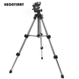 professional camcorder tripods UK - Professional Camera Tripod Mount Stand Holder for iPhone Mobile Phone Universal Portable Digital Camera Camcorder Tripod Stand