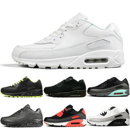 Running shoes best cushion online shopping - Best Quality Classic Men women Running Shoes Black Red White Cushion Sports Trainer Surface Breathable Casual Shoes Size