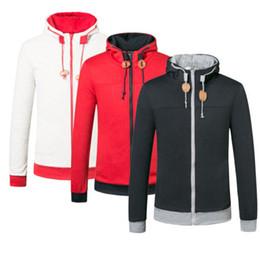 Wholesale plain black hoodie mens for sale – custom Hooded Plain Black Sweatshirt Mens Long Sleeve Pullover Hoodie Cotton Winter Jacket Outwear Red Blue Gray