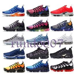 6c8ef8f2d54059 Discount max shoes - With box best quality TN Plus air men women running  mens Designer