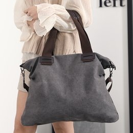 $enCountryForm.capitalKeyWord NZ - Messenger Canvas Tote Bag For Women Handbags Bolsas Feminina Ladies Crossbody Shoulder Bag Women's Hand Bags For Girls 2019 Y19061803