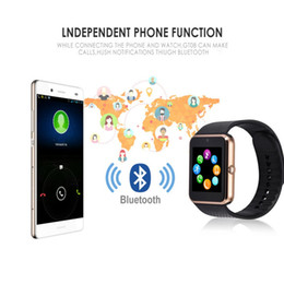 $enCountryForm.capitalKeyWord Australia - Q18 smart watch watches smartwatch Wristwatch era TF SIM with CamCard Slot Pedometer For IOS Android phones Activity